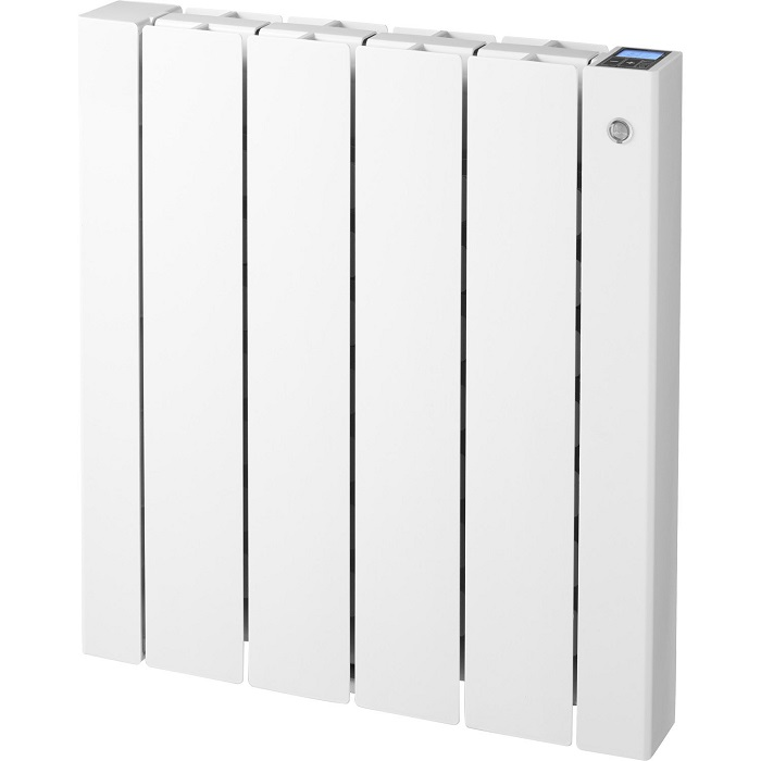 radiateur lectrique inertie pierre acova soya lcd 2000 w radiateur leroy merlin. Black Bedroom Furniture Sets. Home Design Ideas