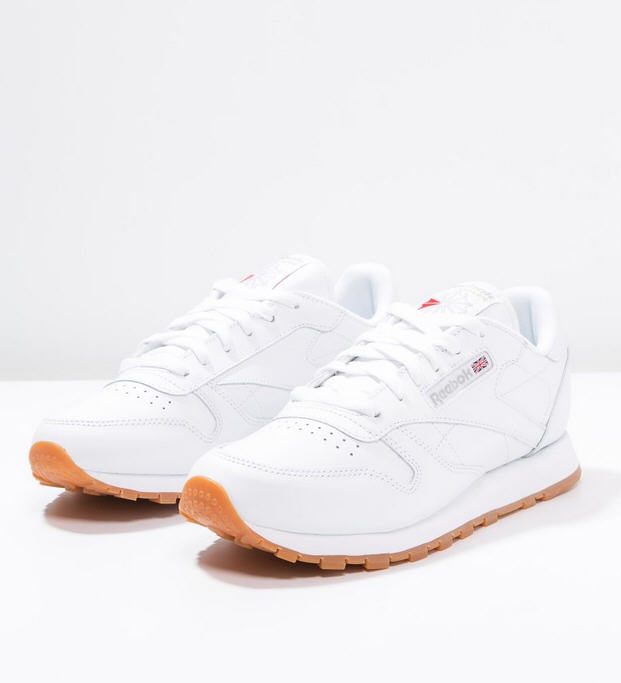 Reebok Classic CLASSIC Baskets basses Blanches - Baskets femme Zalando
