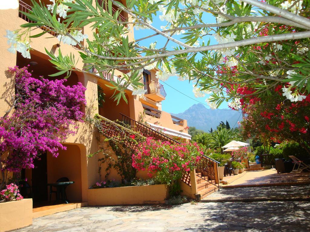 Résidence Cabanaccia à Serriera en Corse