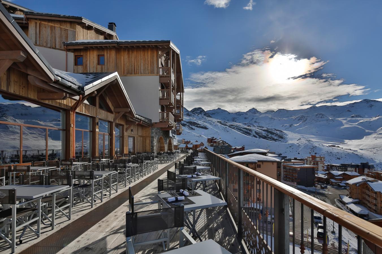 Résidence Koh-I Nor à Val Thorens en Savoie
