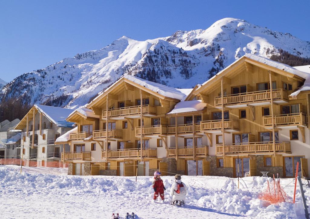 Location Résidence Le Parc des Airelles Les Orres à Les Orres dans les Hautes-Alpes