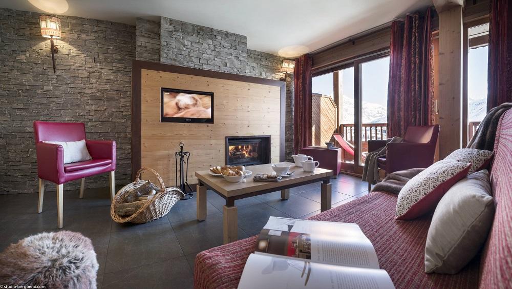 Résidence Montana Airelles à Tignes en Savoie