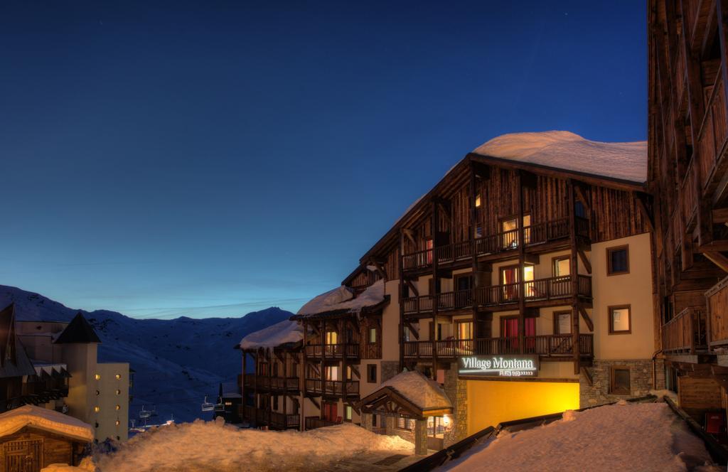 Location Résidence Le Montana Plein Sud à Val Thorens en Savoie