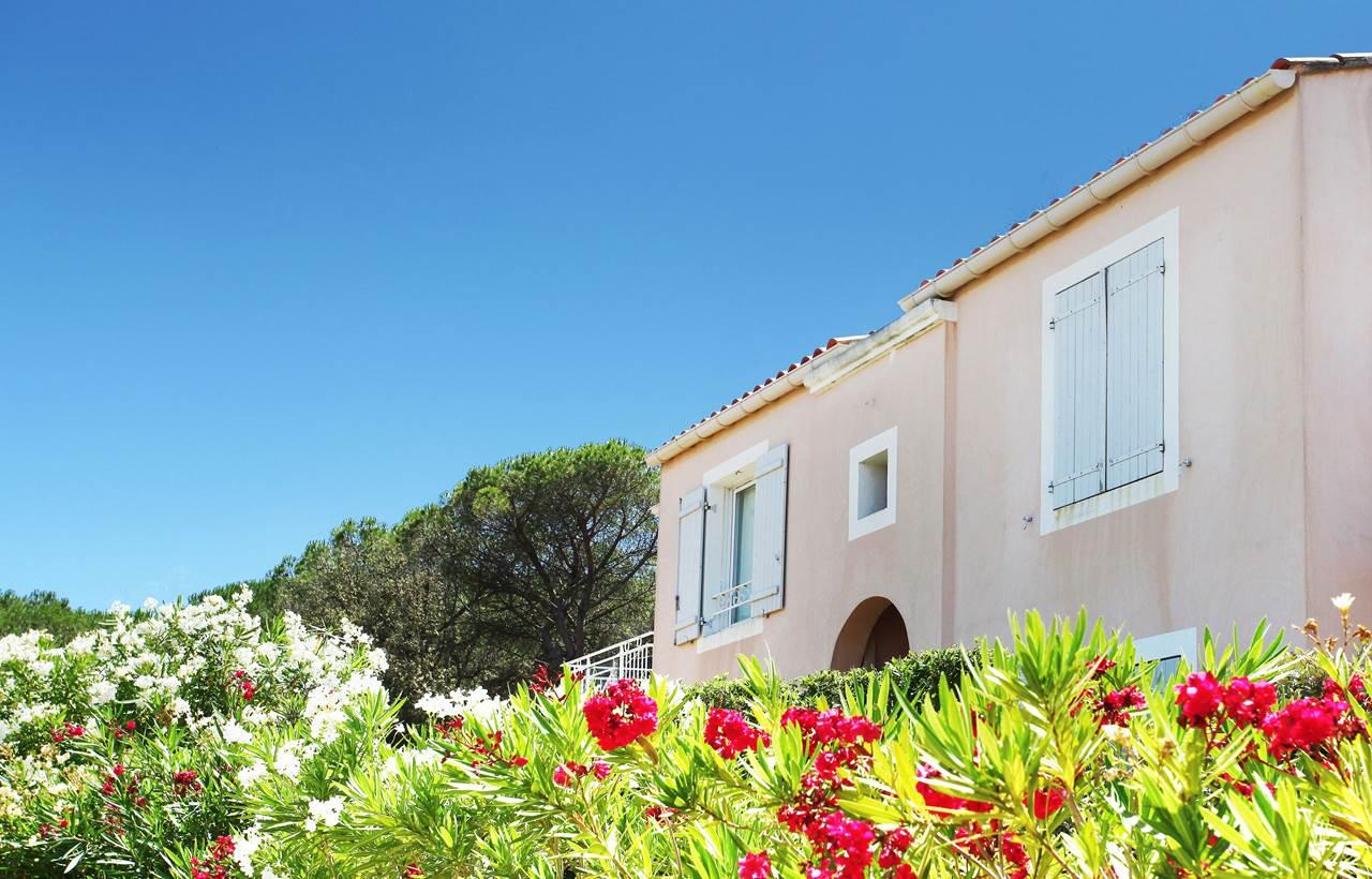Location Résidence Domaine des Eucalyptus à Saint-Aygulf sur la Côte d'Azur