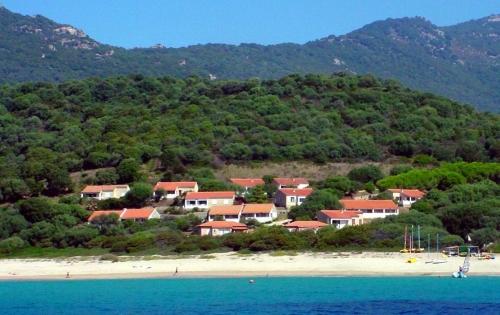 Residence de Capicciolo à Olmeto en Corse