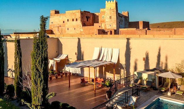 Hôtel Riad Sougtani 5* Marrakech au Maroc