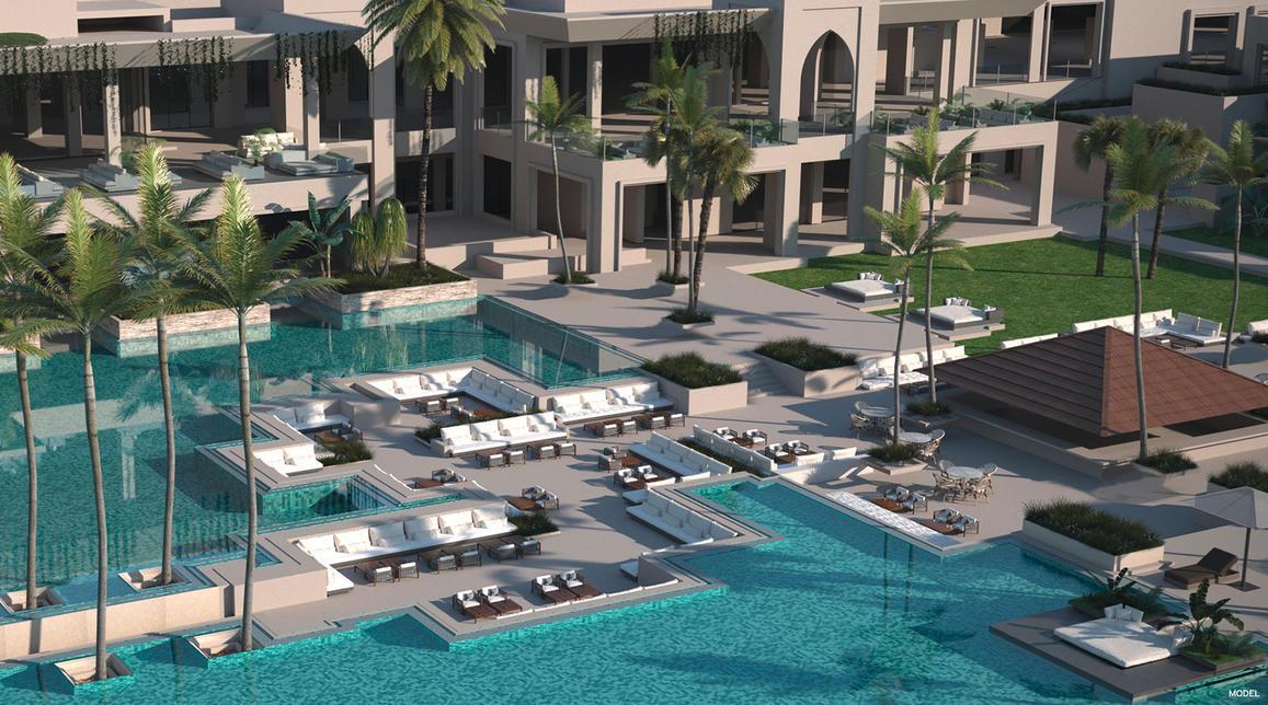 Riu Palace Tikida Taghazout 5* TUI à Agadir au Maroc