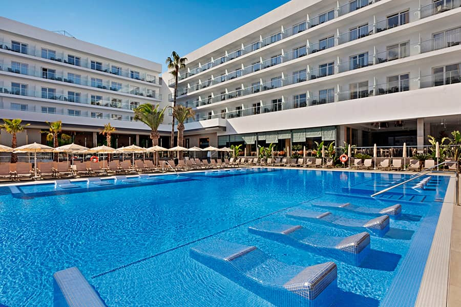 Riu Playa Park TUI 4* à Majorque aux Iles Baléares