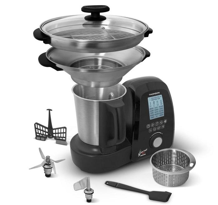 Thomson Geni Mix Pro Connect Robot cuiseur
