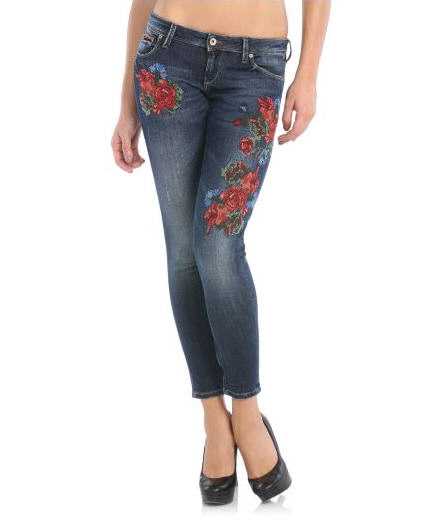 Jeans Guess Femme - Rodeo Beverly Denim Pant Guess - Iziva.com 167c9591aed