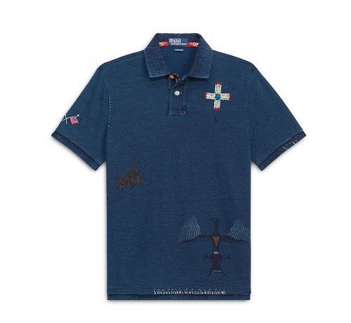 Le polo Elk Ridge Ralph Lauren Coupe ajustée