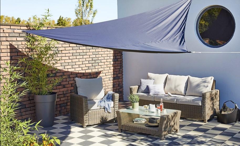 salon bas de jardin manhattan pas cher salon de jardin leroy merlin. Black Bedroom Furniture Sets. Home Design Ideas