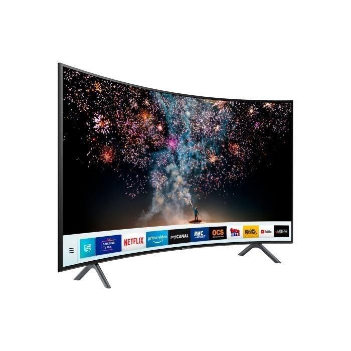 SAMSUNG UE49RU7372 TV LED 4K 123 cm
