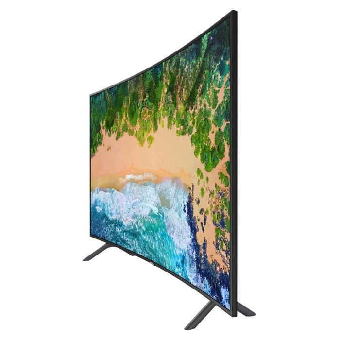 Samsung UE55NU7372KXXC TV LED 4K pas cher - Black Friday Téléviseur Cdiscount