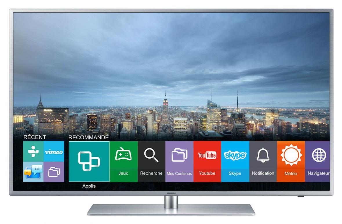 9ba47b54051 Samsung UE40JU6410 4K UHD - Téléviseur 4K pas cher Mistergooddeal ...
