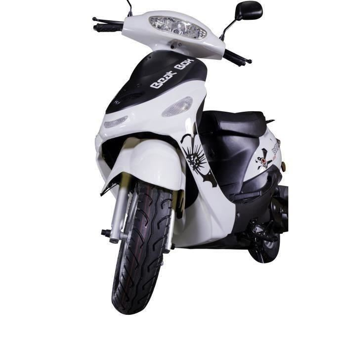 Scooter 50cc 4 temps à injection TAOTAO CY50T-6 - Cdiscount