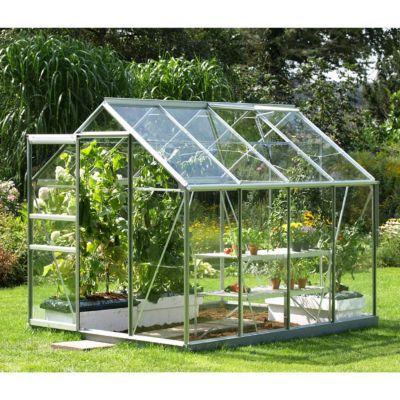 Serre en verre Venus 5000 5m² pas cher - Serre de jardin ...