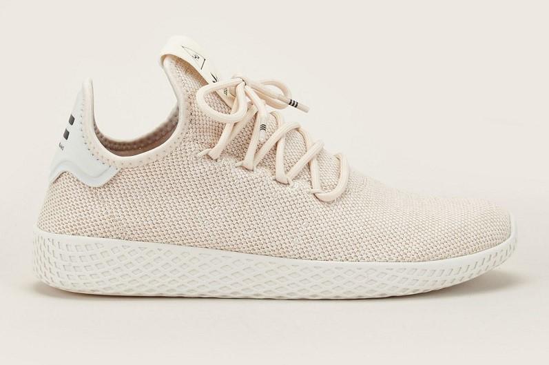 Adidas Originals Sneakers Pw Tennis Hu beige Baskets Femme