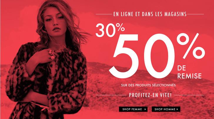 e0bce5f530 SOLDES Guess - Soldes promotion jusqu'à 50% sur Boutique Guess ...