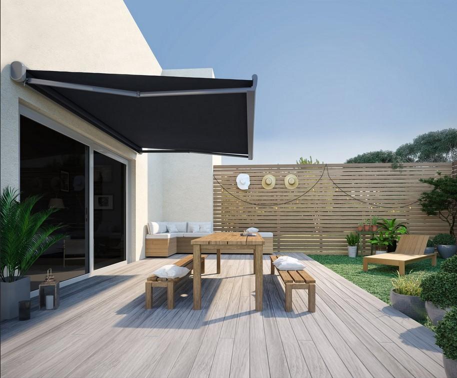 store banne manuel nori pas cher store banne leroy merlin. Black Bedroom Furniture Sets. Home Design Ideas