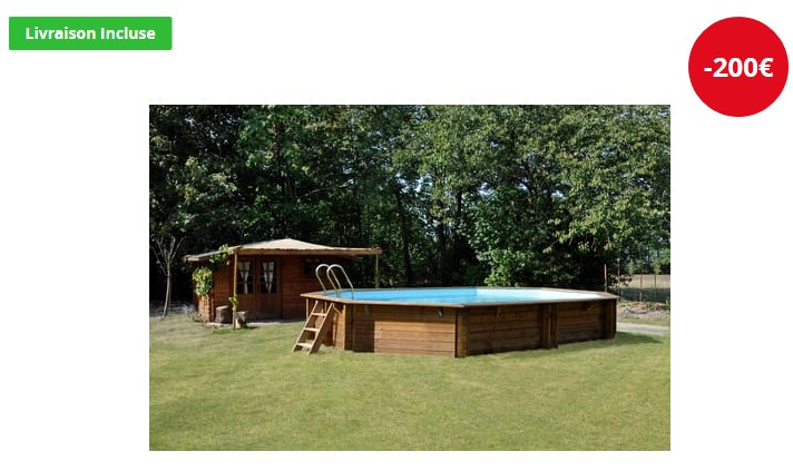 De dietrich dci1594x inox pas cher cuisini re induction for Piscine bois auchan