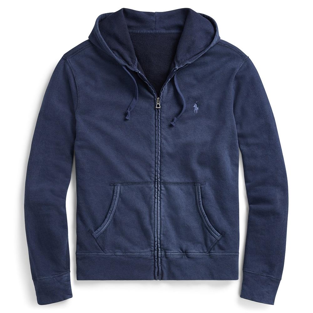 Sweat à capuche en coton éponge Polo Ralph Lauren - Sweat à capuche Homme  Ralph Lauren  (Mode)  Ralph Lauren Sweat à capuche en coton éponge Polo  Ralph ... b981a2cc05a