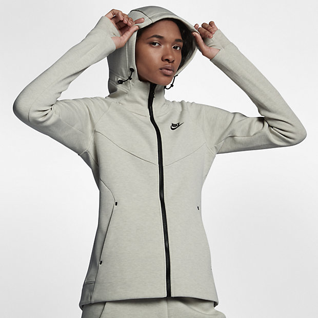 Sweat à capuche Nike Sportswear Tech Fleece pour Femme