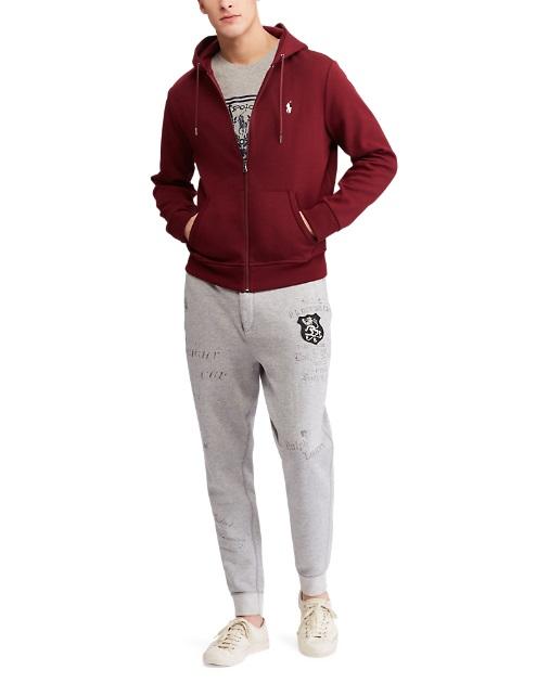 Polo Ralph Lauren Sweat à capuche tricot double pour Homme