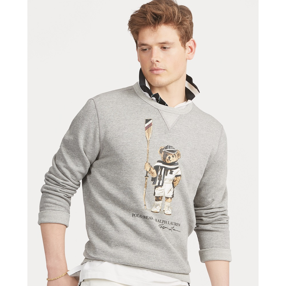 fe00f6f41754 Polo Ralph Lauren Sweat en molleton Polo Bear - Sweat Homme Ralph Lauren  Ralph Lauren Polo Ralph Lauren Sweat en molleton Polo Bear Polo Ralph Lauren  Sweat ...
