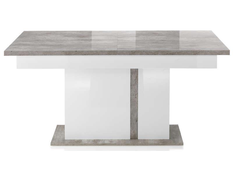 Table Carrée 130 Cm Atlanta Pas Cher Table Conforama