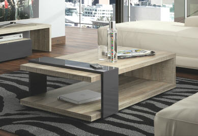 Table Basse Camif, Table basse Denver - Iziva.com