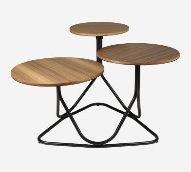 Table basse Habitat - Dysk Table basse Habitat - Iziva.com