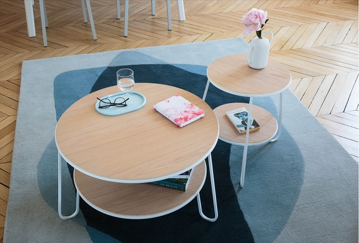 Made in design table basse