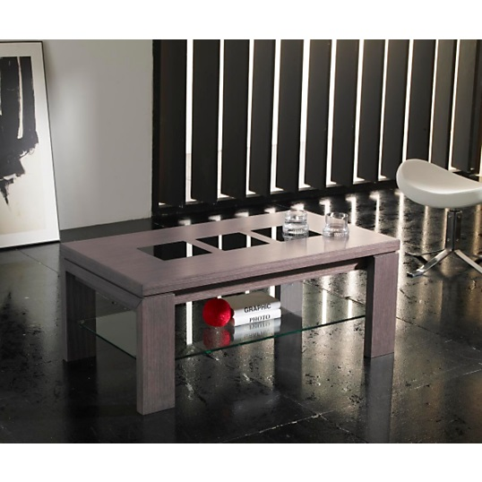 Table basse relevable Grenade Camif - Table basse Camif