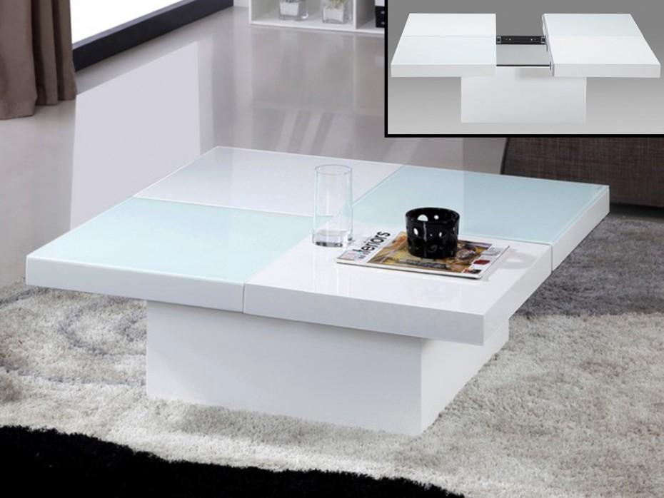Table Basse Calisto Avec Coffre En Mdf Table Basse Vente Unique