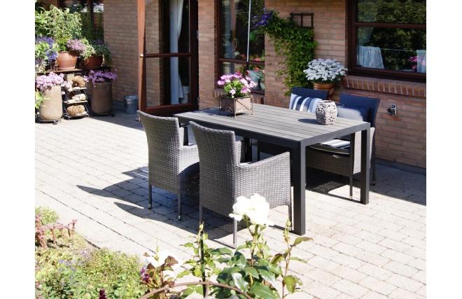 Table de jardin design REMOS, Table de jardin Miliboo ...