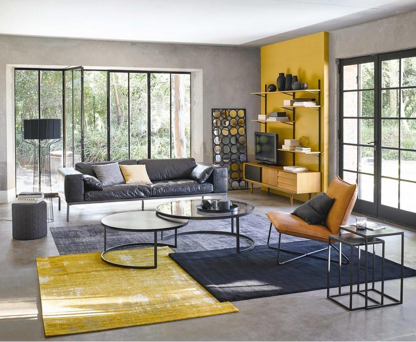 table gigogne en verre maison du monde ventana blog. Black Bedroom Furniture Sets. Home Design Ideas