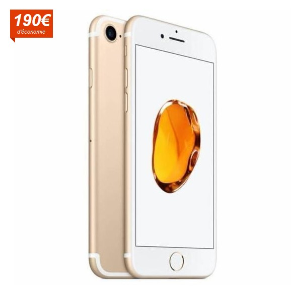 APPLE iPhone 7 256 Go Or - Cdiscount