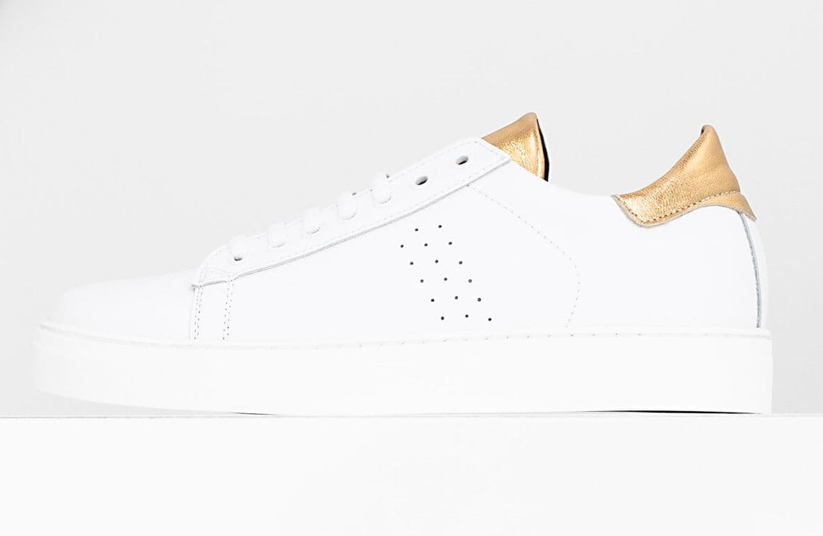 Tennis blanches IPPON VINTAGE x I.CODE Ikks