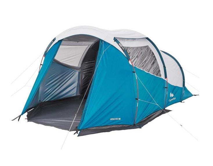 Tente de camping à arceaux ARPENAZ 4.1 FRESH&BLACK QUECHUA