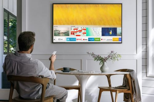 Samsung TV The Frame QLED 2019