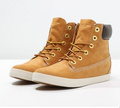 Timberland Earthkeepers Glastenbury Bottines A Lacets Wheat