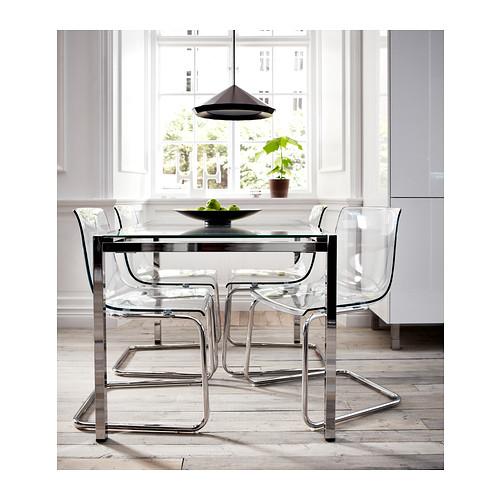 Tobias Chaise Ikea Chaises Table De Salle A Manger Ikea Iziva Com