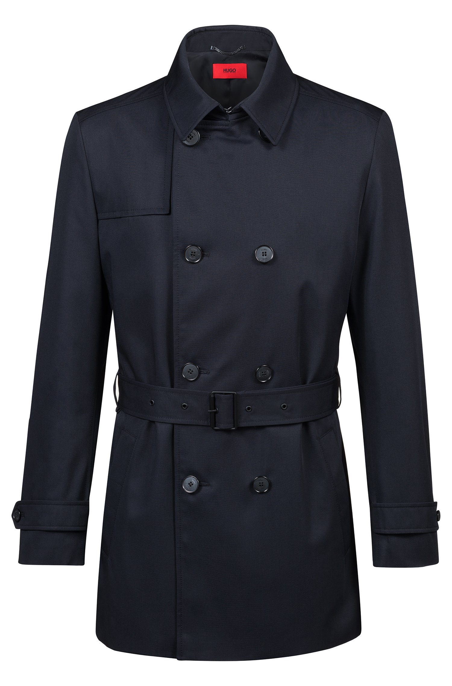 HUGO Trench-coat Slim Fit Maluks1841