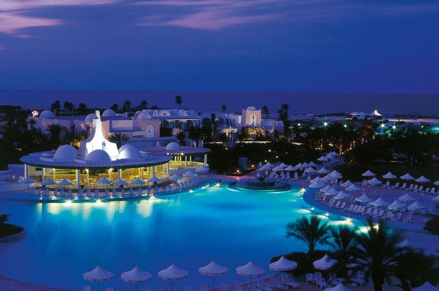 Hotel Royal Garden Palace 5* à Djerba en Tunisie - Leclerc Voyages