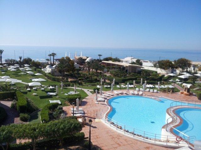Hotel Delfino Beach Resort 4* Hammamet en Tunisie - Leclerc Voyages