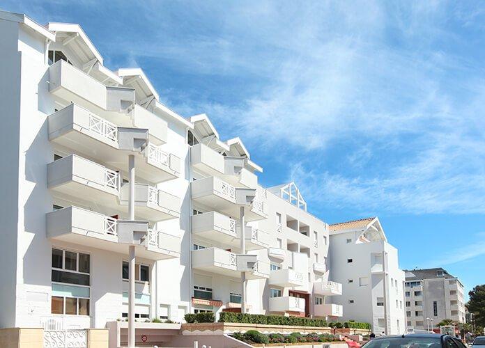 VVF Villages La Ville d'Été à Arcachon en Gironde