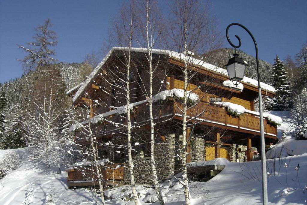 Location Chalet Finlandais au sommet de Valfréjus en Savoie