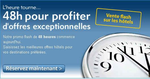 Hotel pas cher Expedia - Vente Flash Hotel Expedia.fr