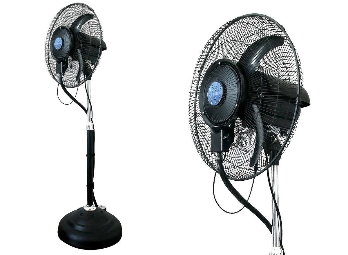 Ventilateur brumisateur H 120 à 150 cm